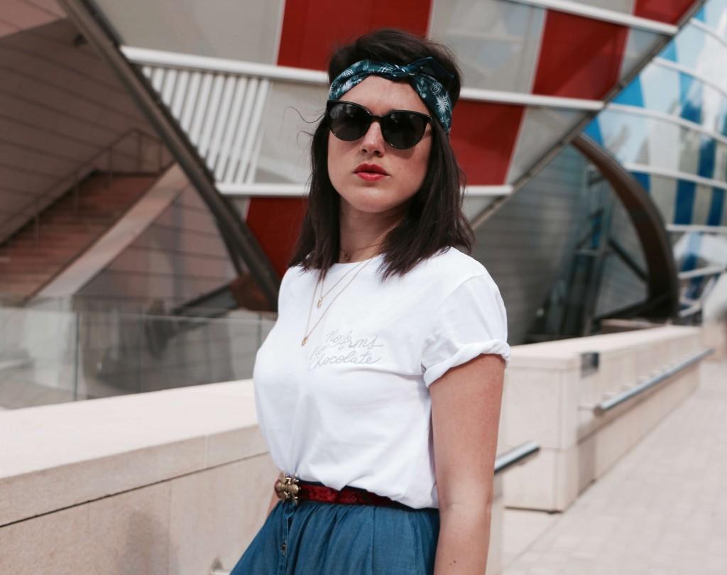 summer essentials look basiques d'été L'atelier d'al blog mode lifestyle Paris