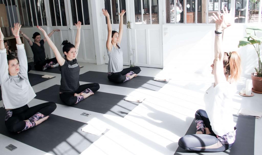 RougeGorge - Yoga Paris L'atelier d'al blog mode lifestyle
