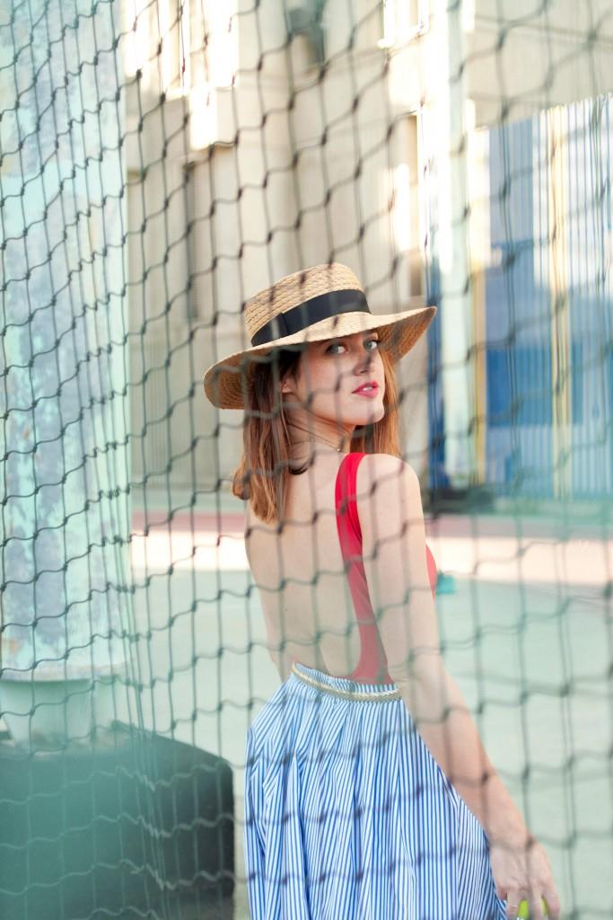 look tennis Roland Garros L'atelier d'al blog mode lifestyle paris