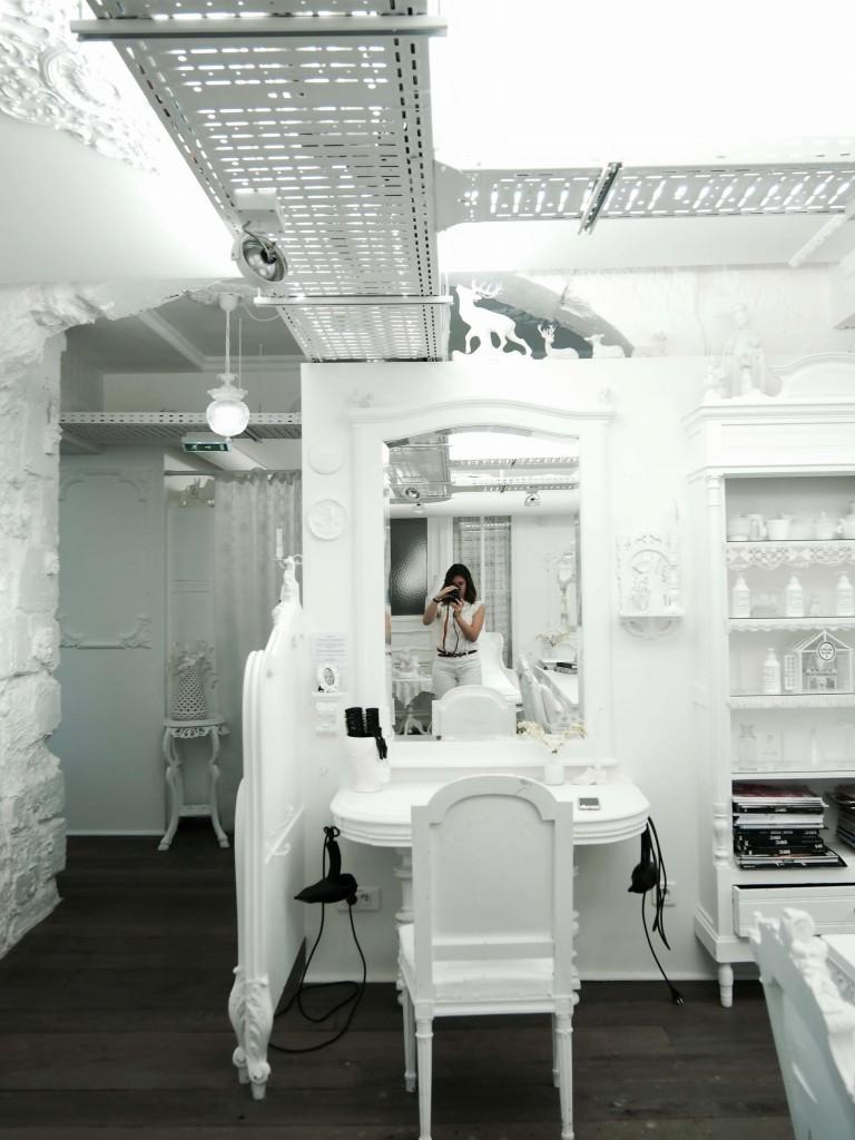 Ma nouvelle couleur à L'atelier blanc coiffeur Paris