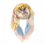 foulard-automne-ocre Ma Poésie collectif green sélection fête des mères L'atelier d 'al blog mode lifestyle Paris