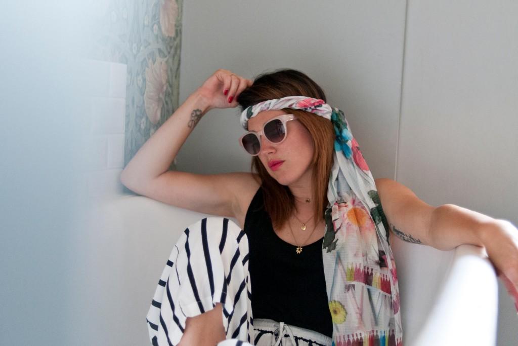 vintage look My Little paris L'atelier d'al blog mode lifestyle