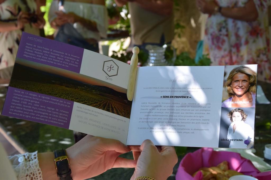 Sens en Provence cosmétique naturelles France L'atelier d'al blog mode lifestyle