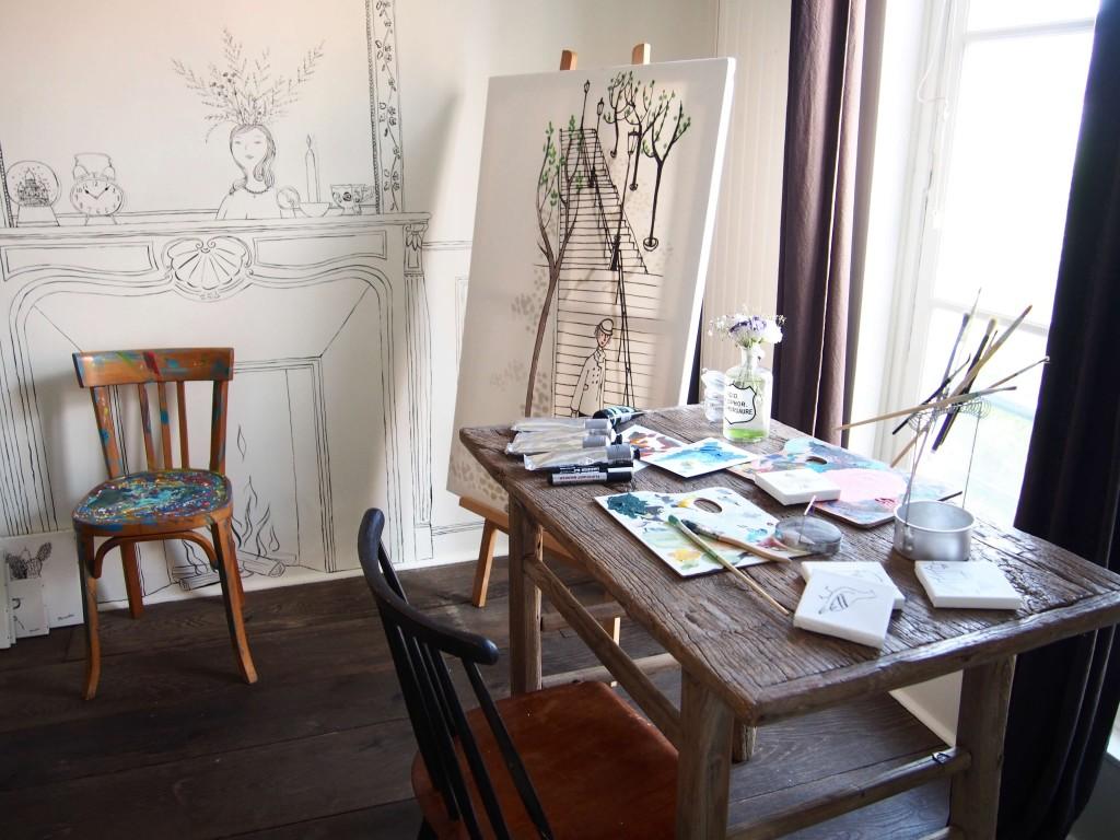mon atelier macram pour my little ap ro et lillet l 39 atelier d 39 al. Black Bedroom Furniture Sets. Home Design Ideas