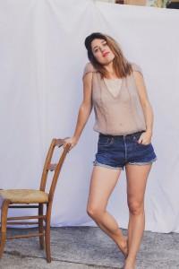Shooting les French Demoiselles Paris L'atelier d'al blog mode lifestyle