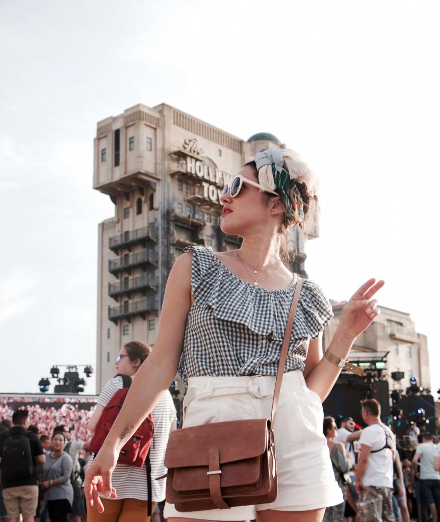 Look disneyland Paris L'atelier d'al blog mode Lifestyle