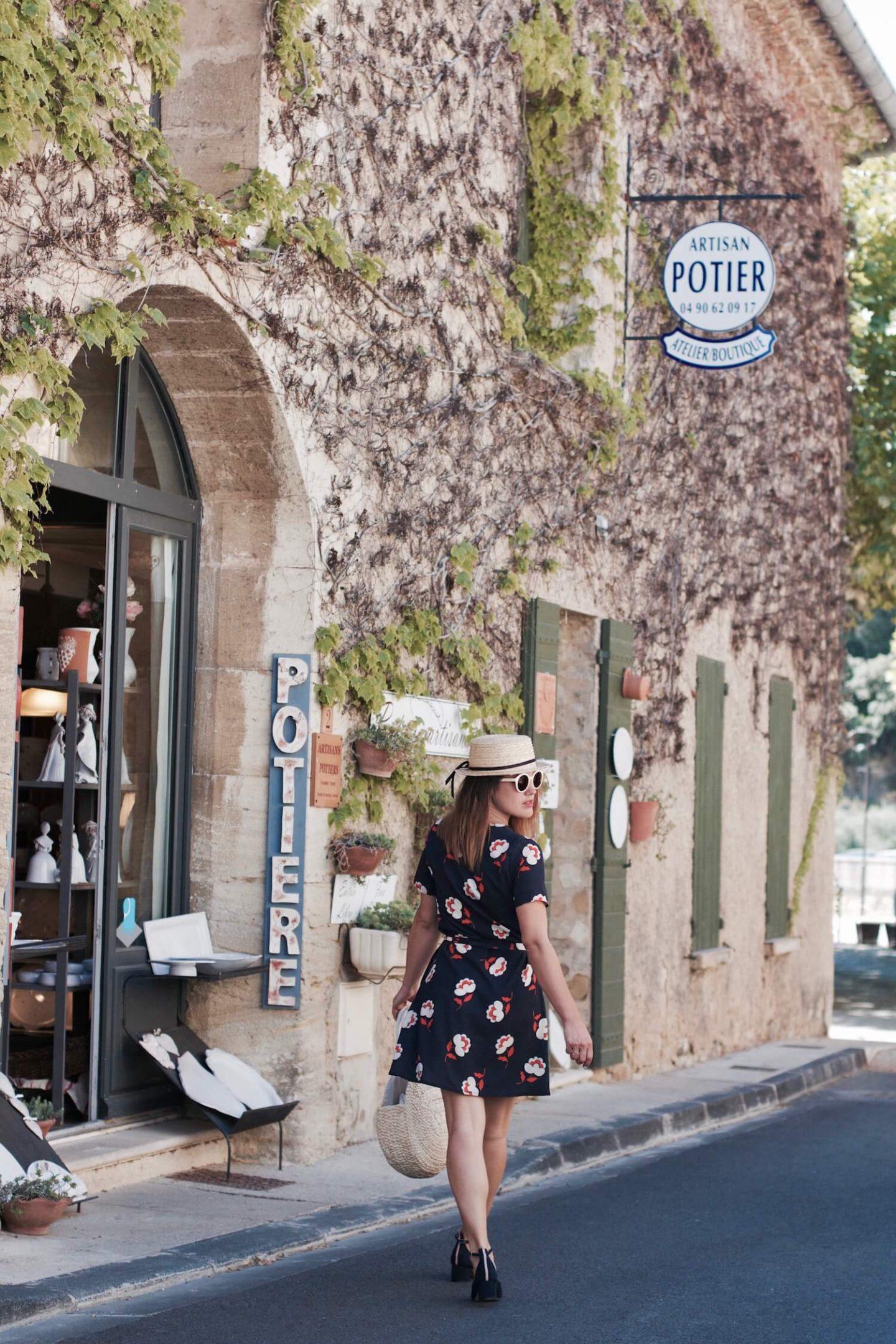 look vacances Italie L'atelier d'al blog mode lifestyle