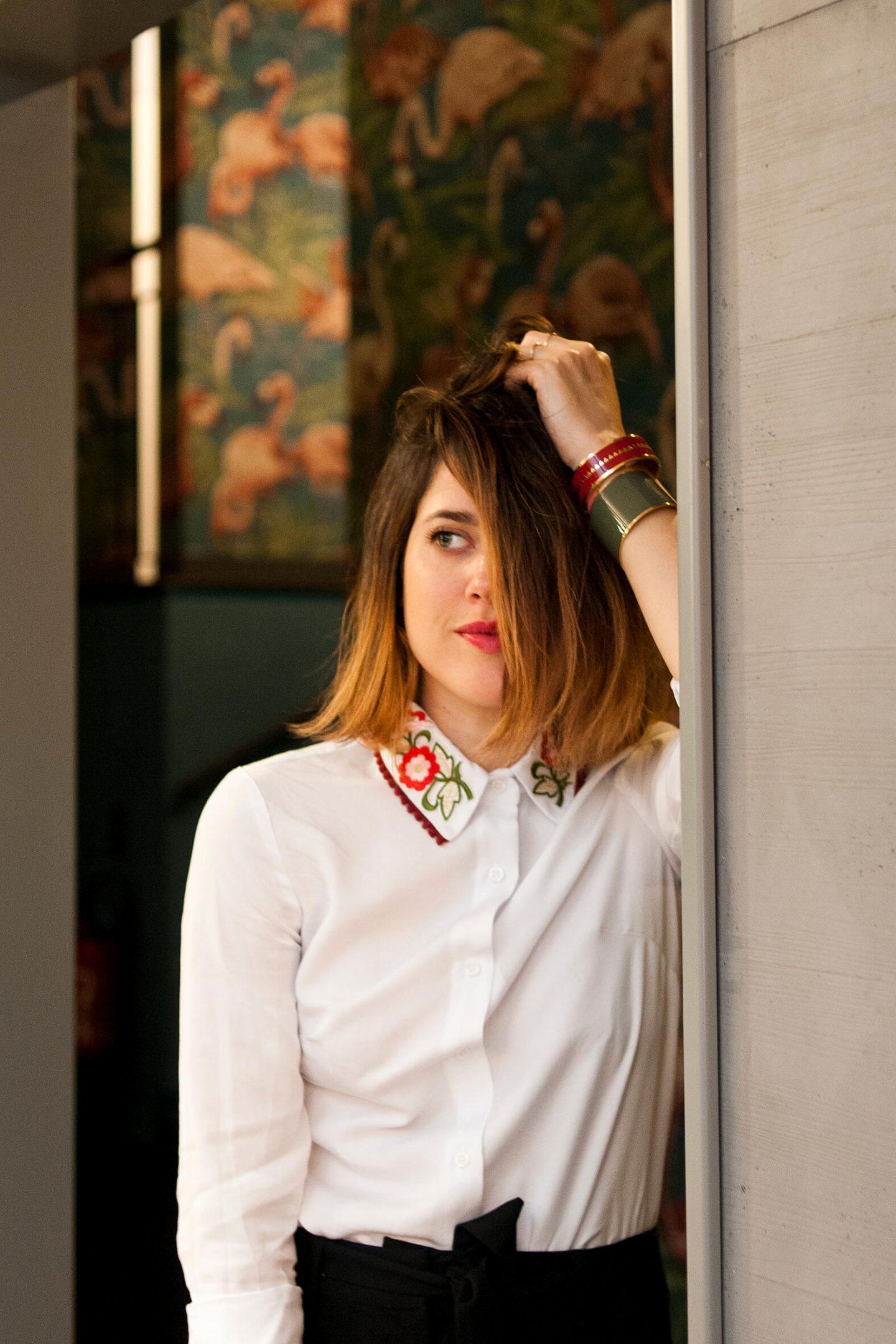 chemise Gang de fille L'atelier d'al blog mode lifestyle Paris