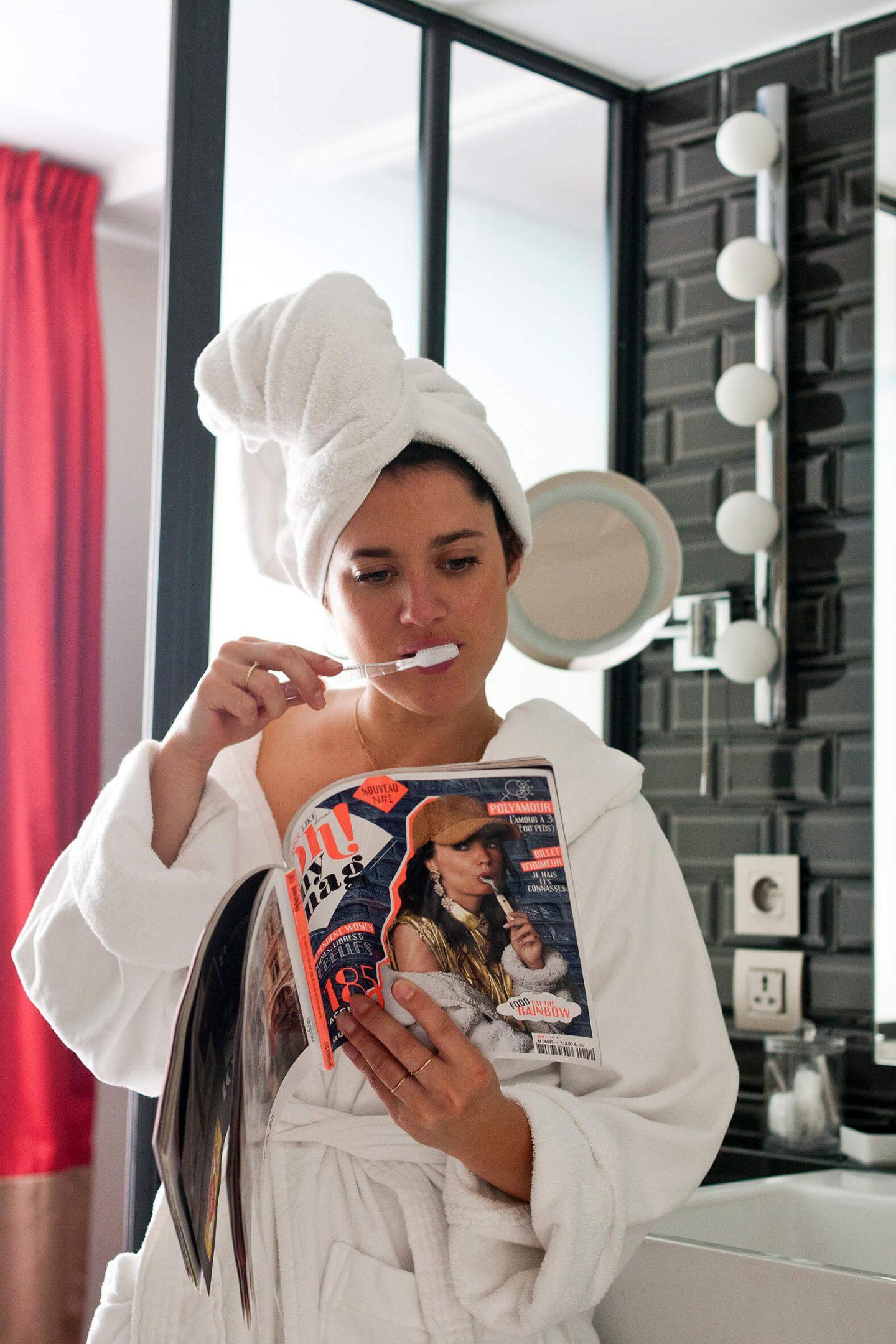 Magazine Oh my mag X L'atelier d'al blog mode lifestyle DIY Paris