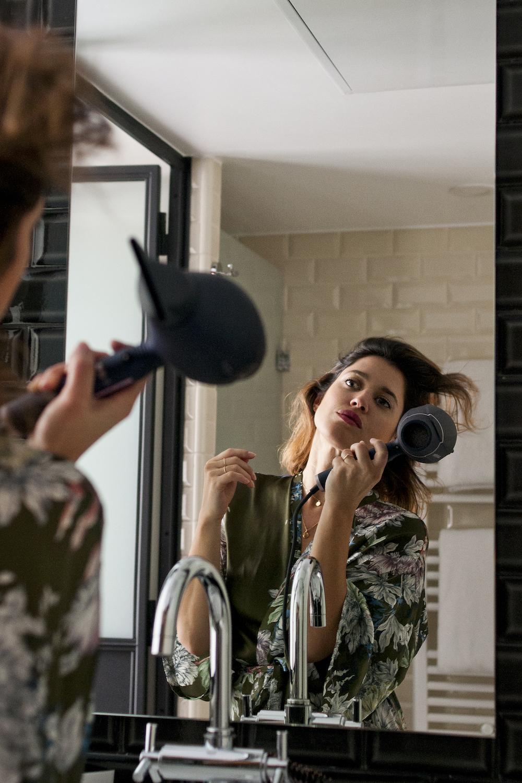 Test Digital Sensor Sèche cheveux Babyliss L'atelier d'al blog mode lifestyle DIY Paris
