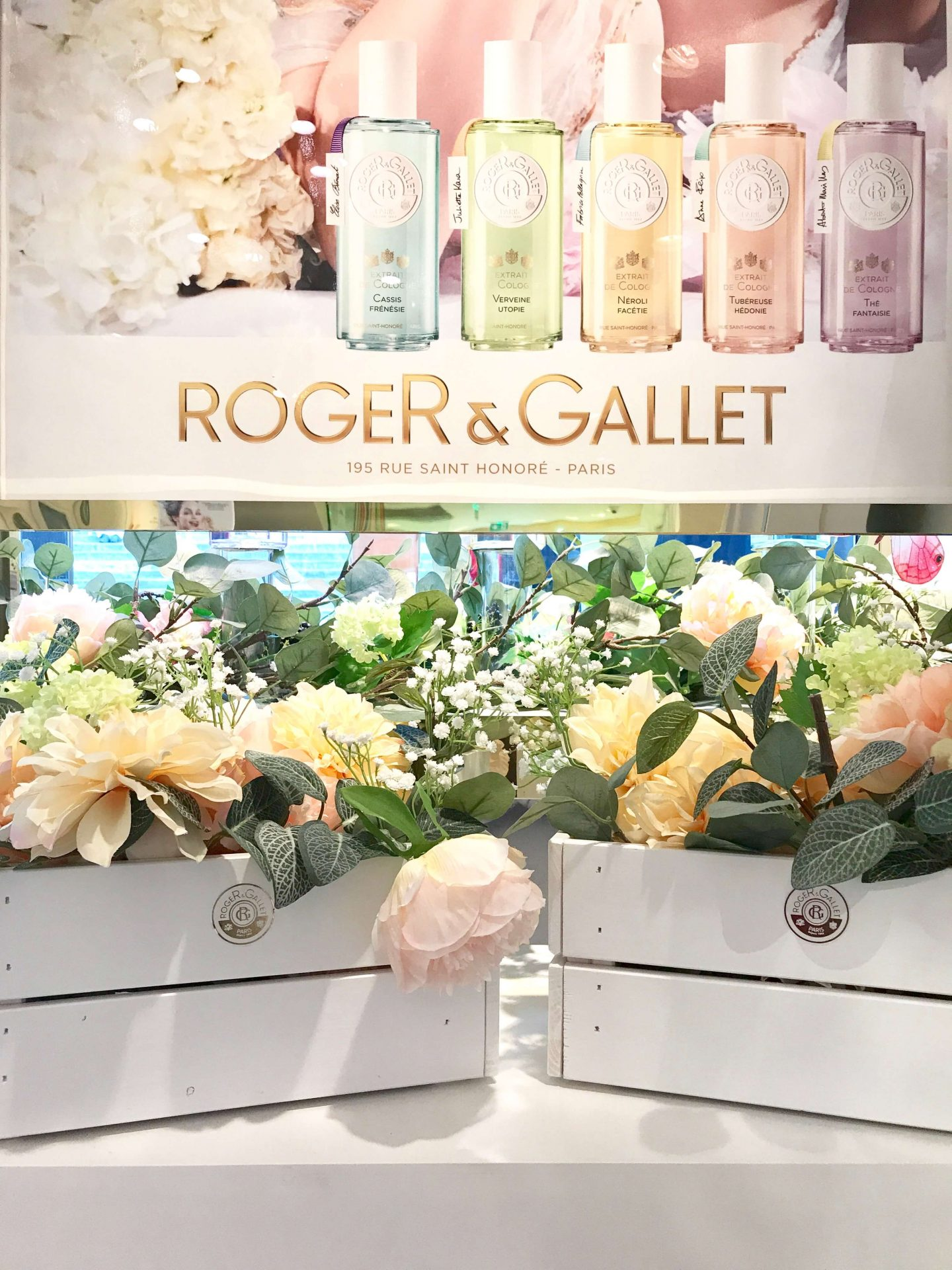 DIY Tuto couronne de fleurs fraiches L'atelier d'al blog mode lifestyle Paris