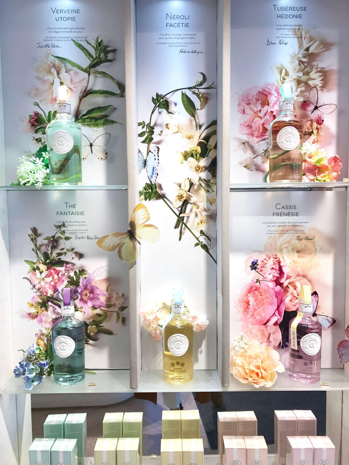 diy couronne de fleurs avec roger gallet l 39 atelier d 39 al. Black Bedroom Furniture Sets. Home Design Ideas