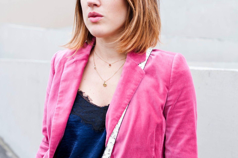 Look Paris Costume Boden rose L'atelierd 'al blog mode lifestyle DIY