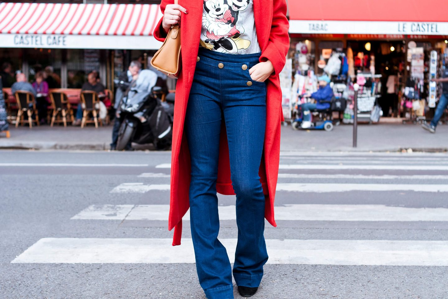 Disney t-shirt mickey minnie Primark L'atelier blog mode lifestyle DIY Paris