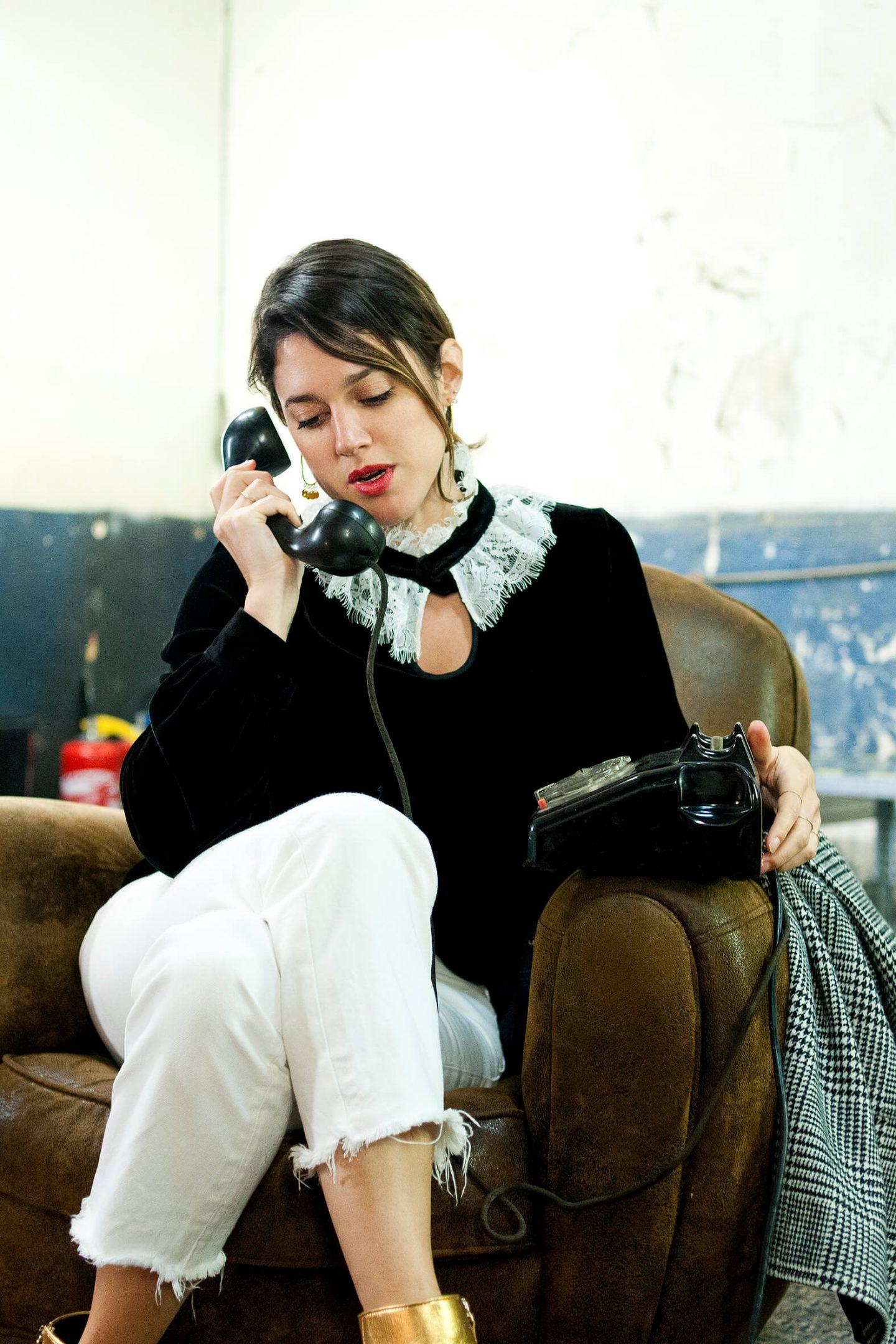 Look Monoprix X Manoush L'atelier d'al blog lifestyle mode Paris