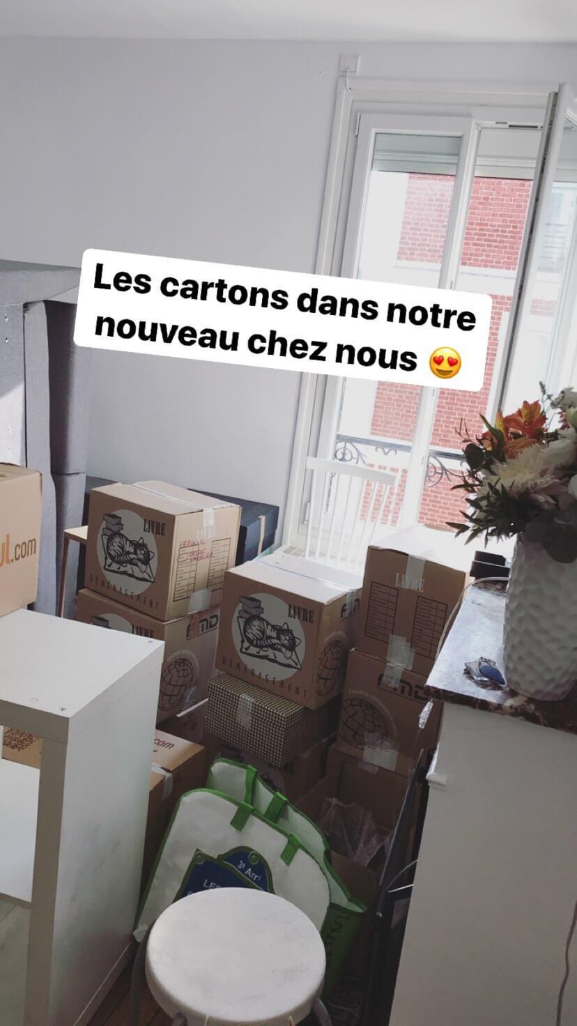 Le transporteur du Pauvre bon plan déménagement Paris