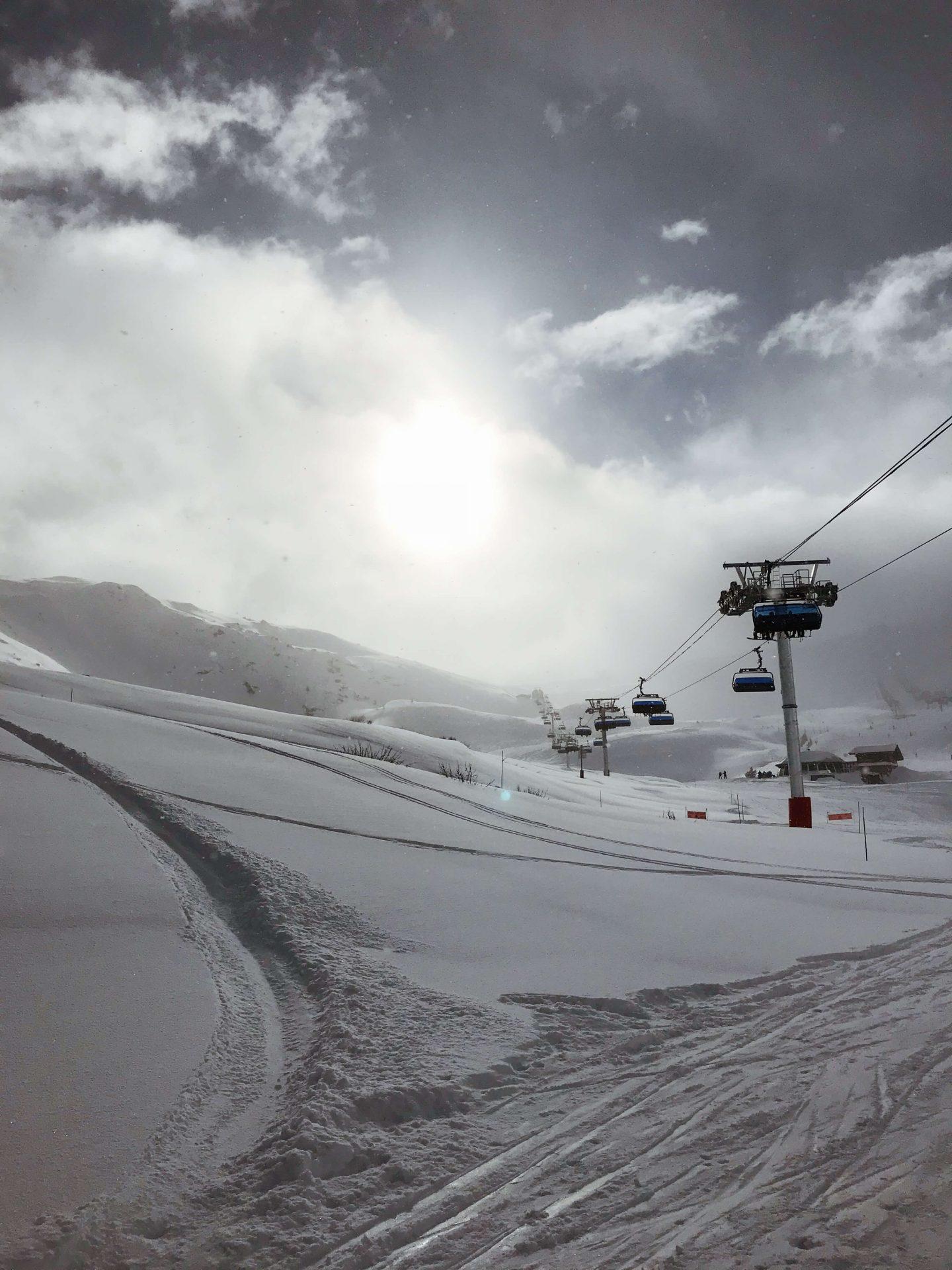 Sisley Les Arcs Ski Festival du film Européen L'atelier d'al blog mode lifestyle