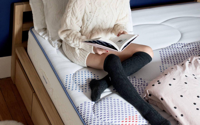 Choisir son bon matelas Mérinos L'atelier d'al blog mode lifestyle Paris