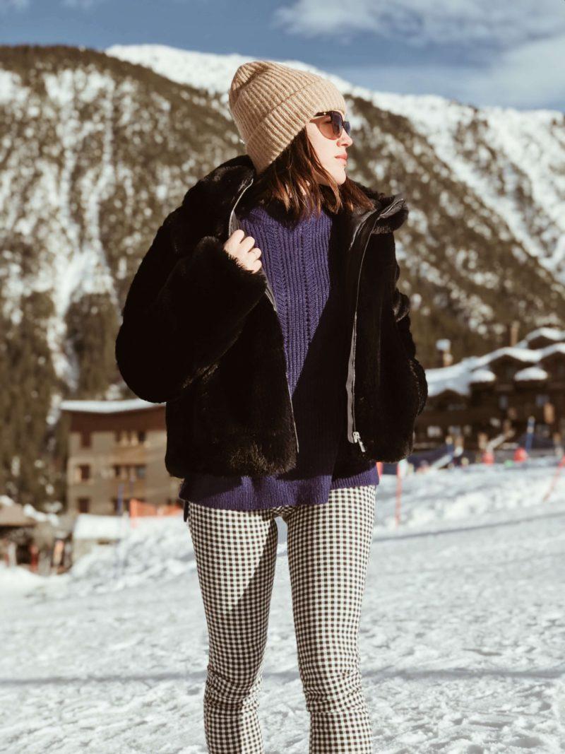 Courchevel voyage blog Way2Up L'atelier d'al blog mode lifestyle travel Alpes