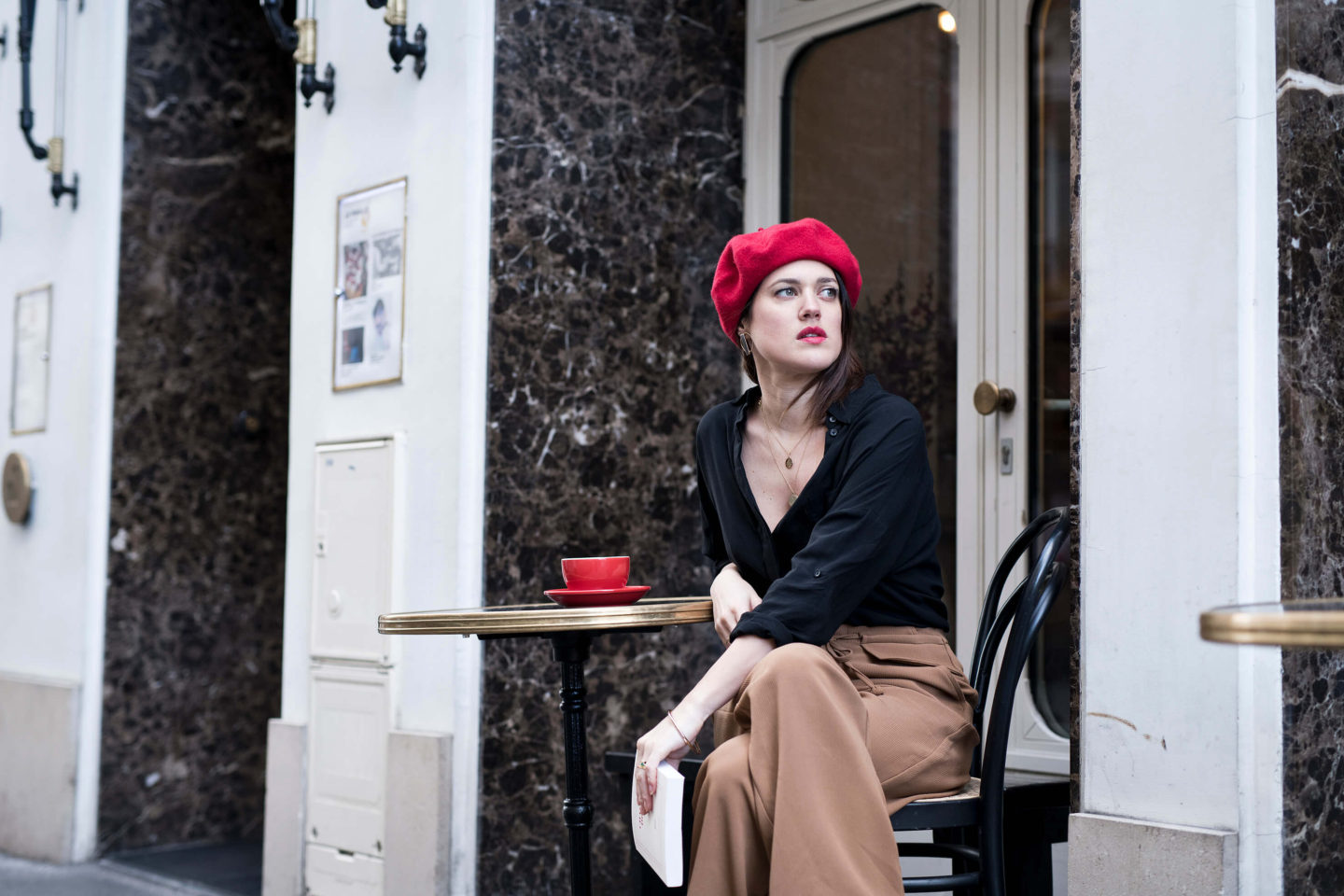 Look paris Le pIgalle Hôtel L'atelierd 'al blog mode lifestyle fashion