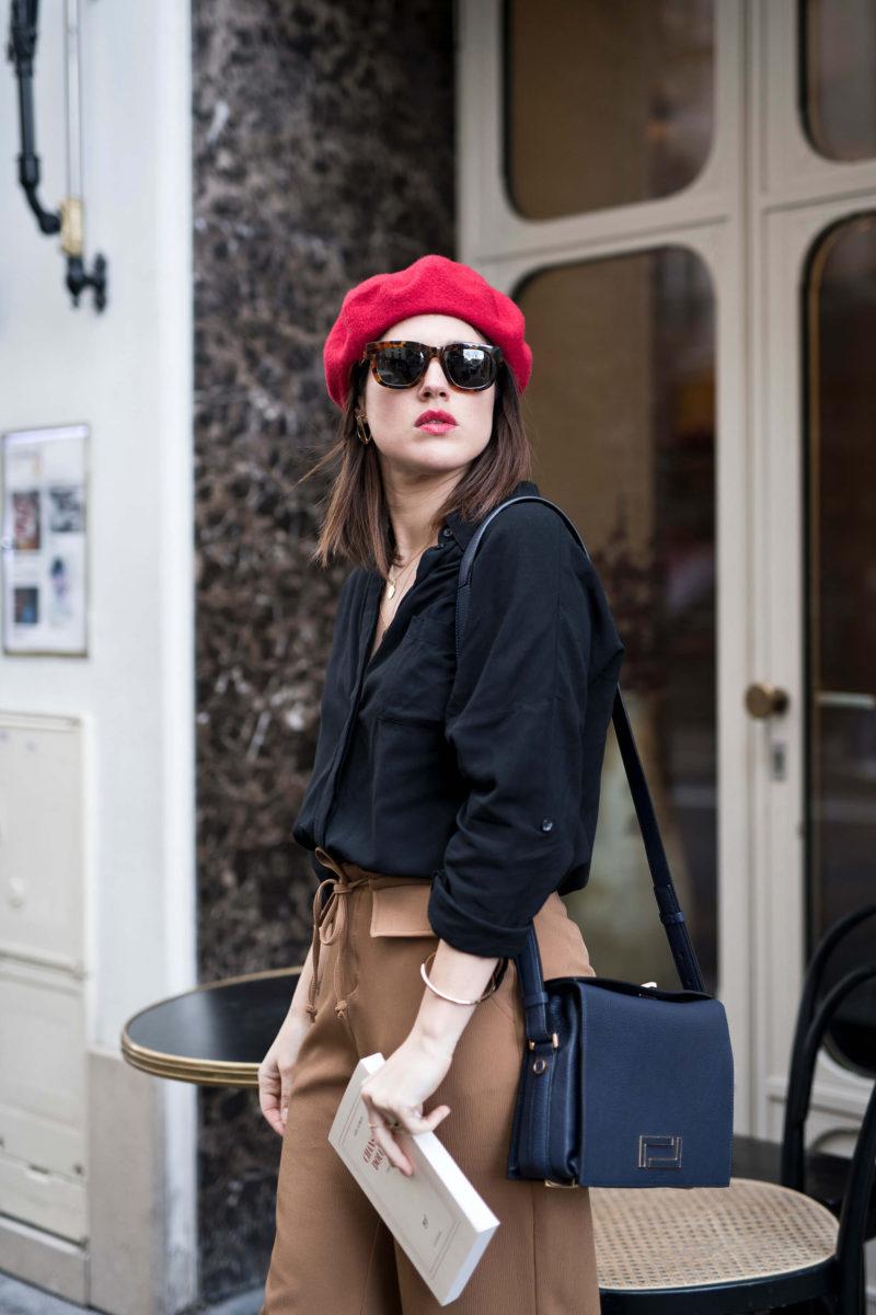 Look paris Le pIgalle Hôtel L'atelierd 'al blog mode lifestyle fashion