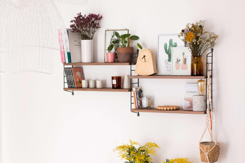 Mon appartement à Paris Décoration L'atelier d'al blog mode lifestyle Home