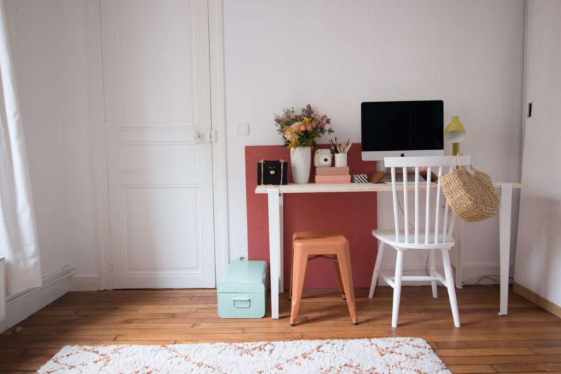 Mon appartement Paris bureau chambre d\'amis L\'atelier d\'al ...
