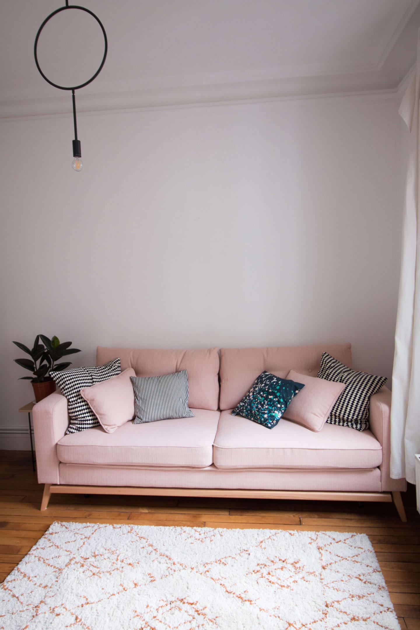 Deco Chambre Ami Bureau mon appartement : le bureau / chambre d'amis - l'atelier d'al