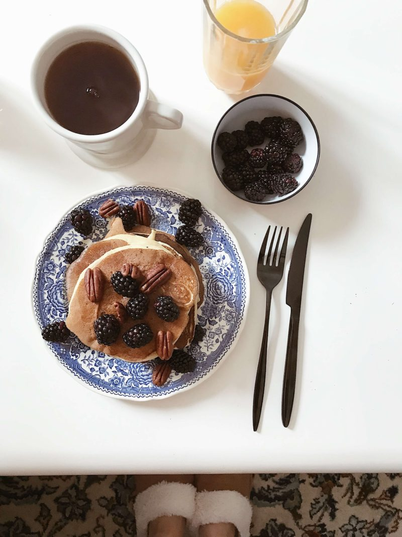 Recette pancakes ultra moelleux et rapide L'atelier d'al blog mode lifestyle