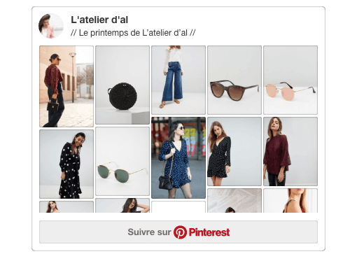 Inspiration Printemps Pinterest L'atelier d'al Blog mode lifestyle
