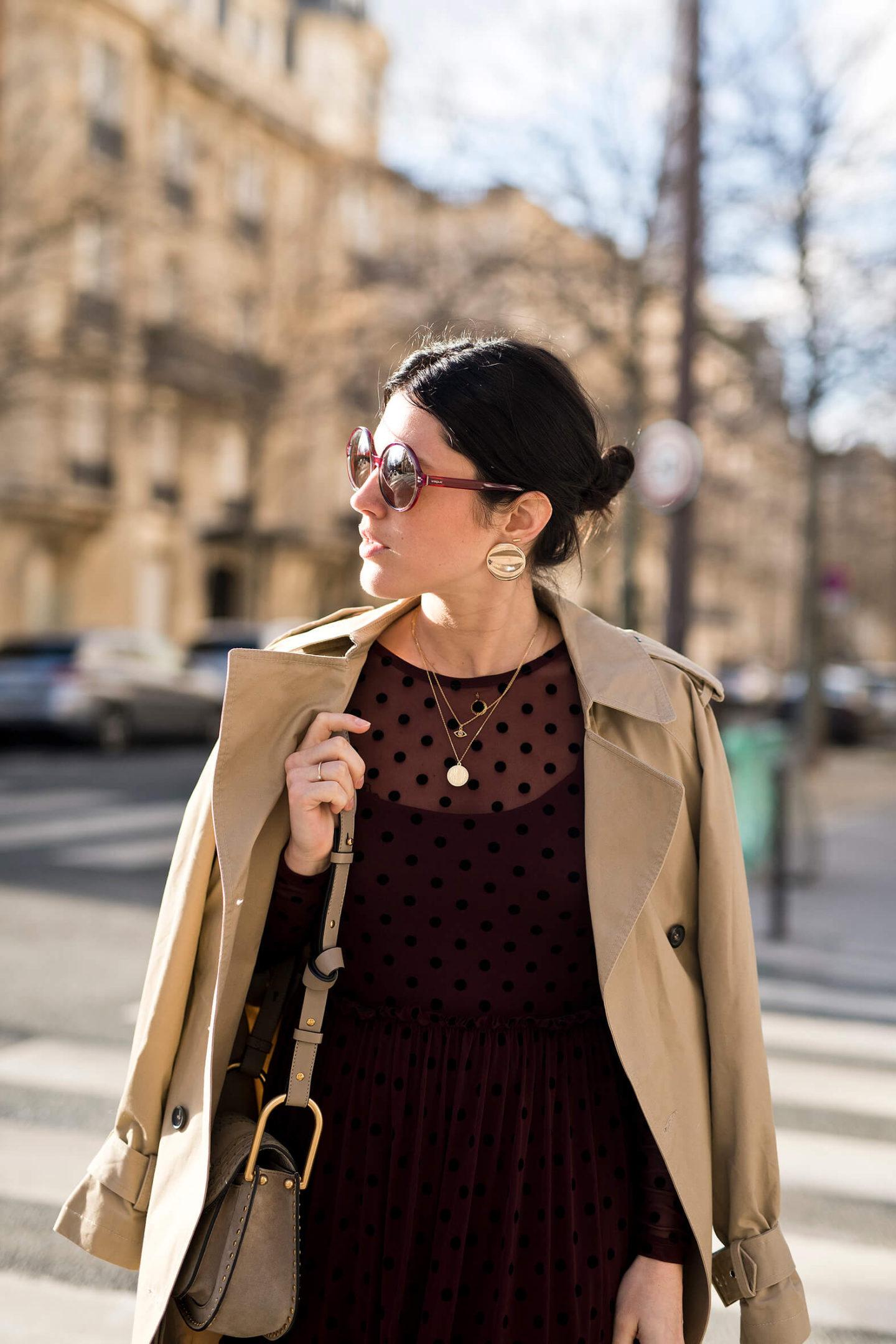 Porter des cuissardes avec une robe longue look L'atelier d'al blog lifestyle mode voyage