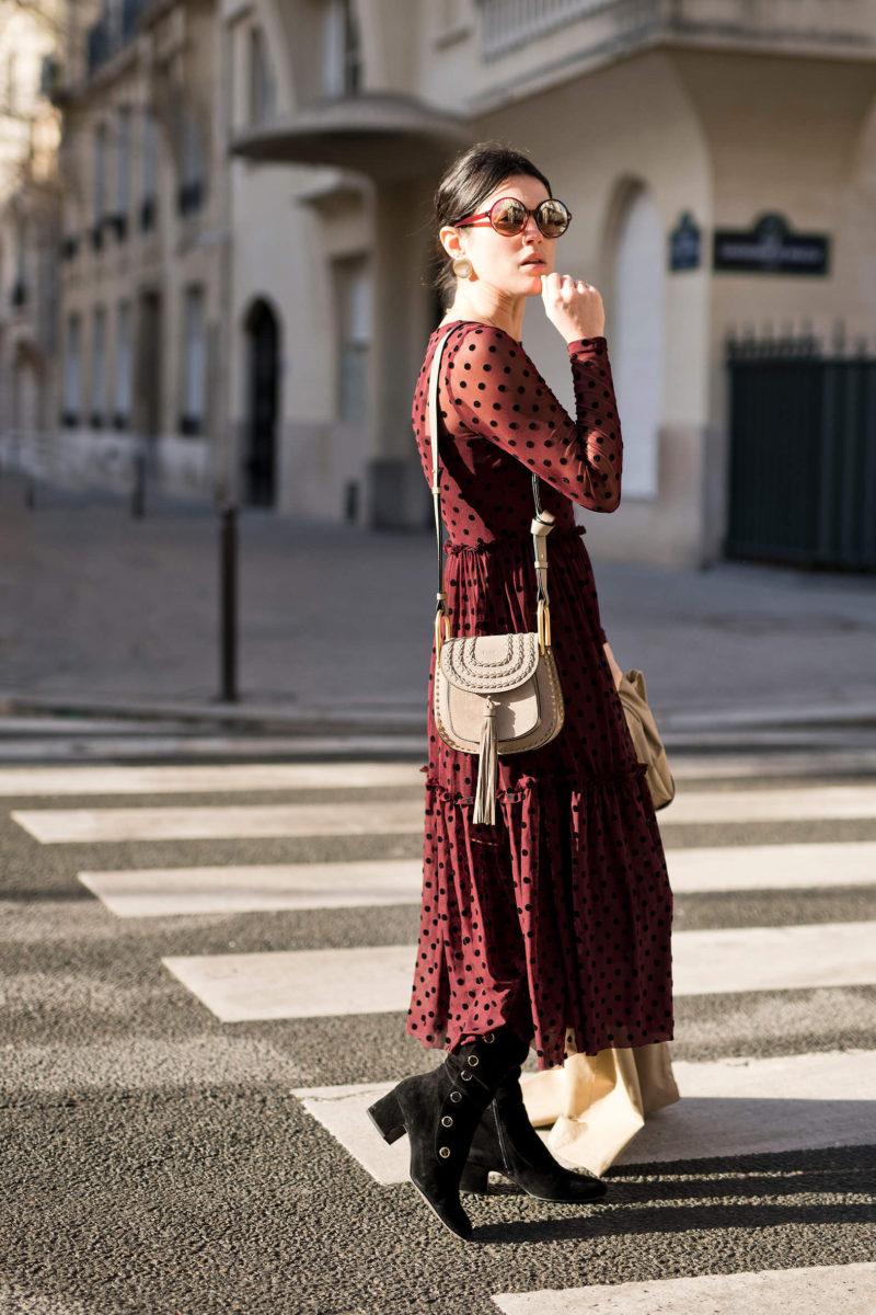Porter des cuissardes avec une robe longue look L'atelier d'al blog lifestyle mode voyagePorter des cuissardes avec une robe longue look L'atelier d'al blog lifestyle mode voyage