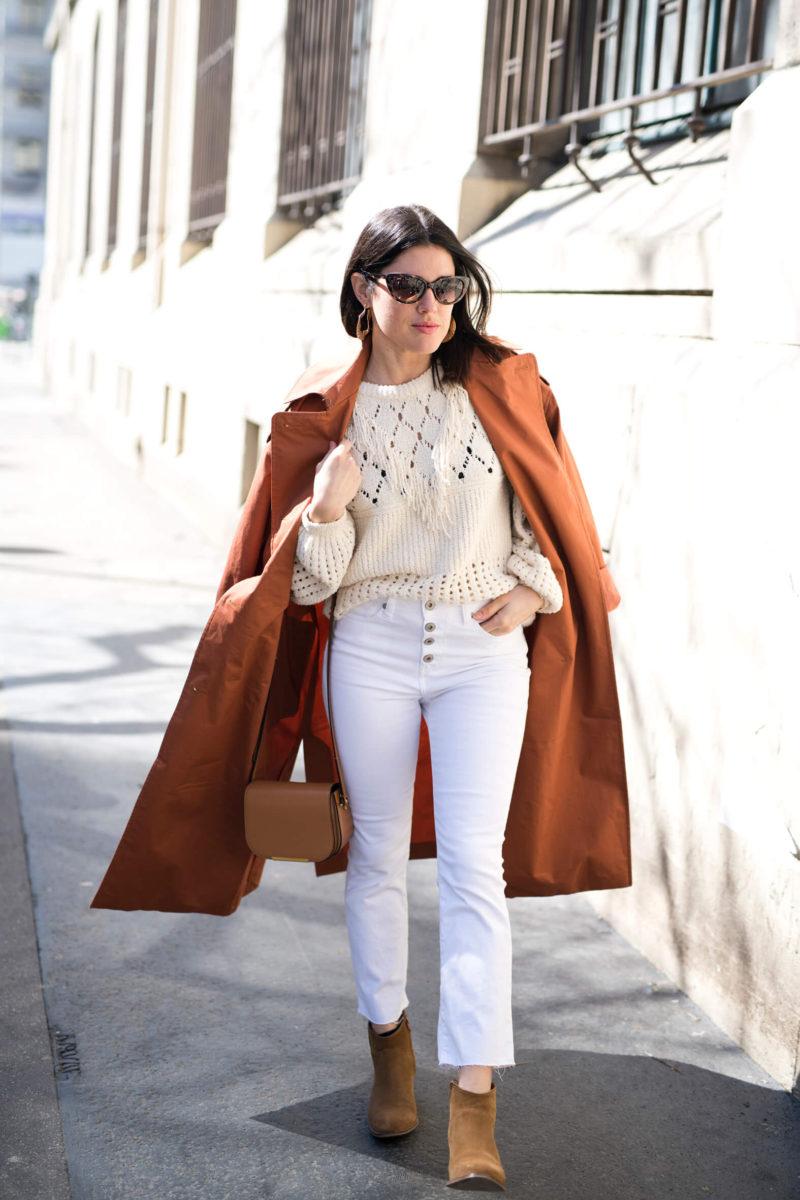 Le cas du look blanc white outfit L'atelier d'al blog mode fashion lifestyle Paris