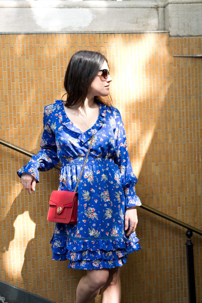 La robe à fleurs sélection l'atelier d'al blog mode fashion lifestyle Paris