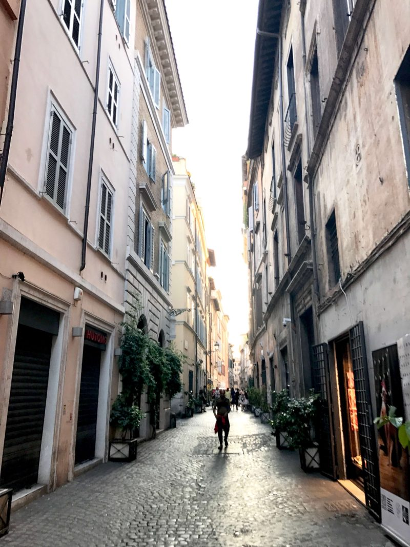Rome city guide bonnes adresses Italie L'atelier d'al blog mode fashion lifestyle travel voyage
