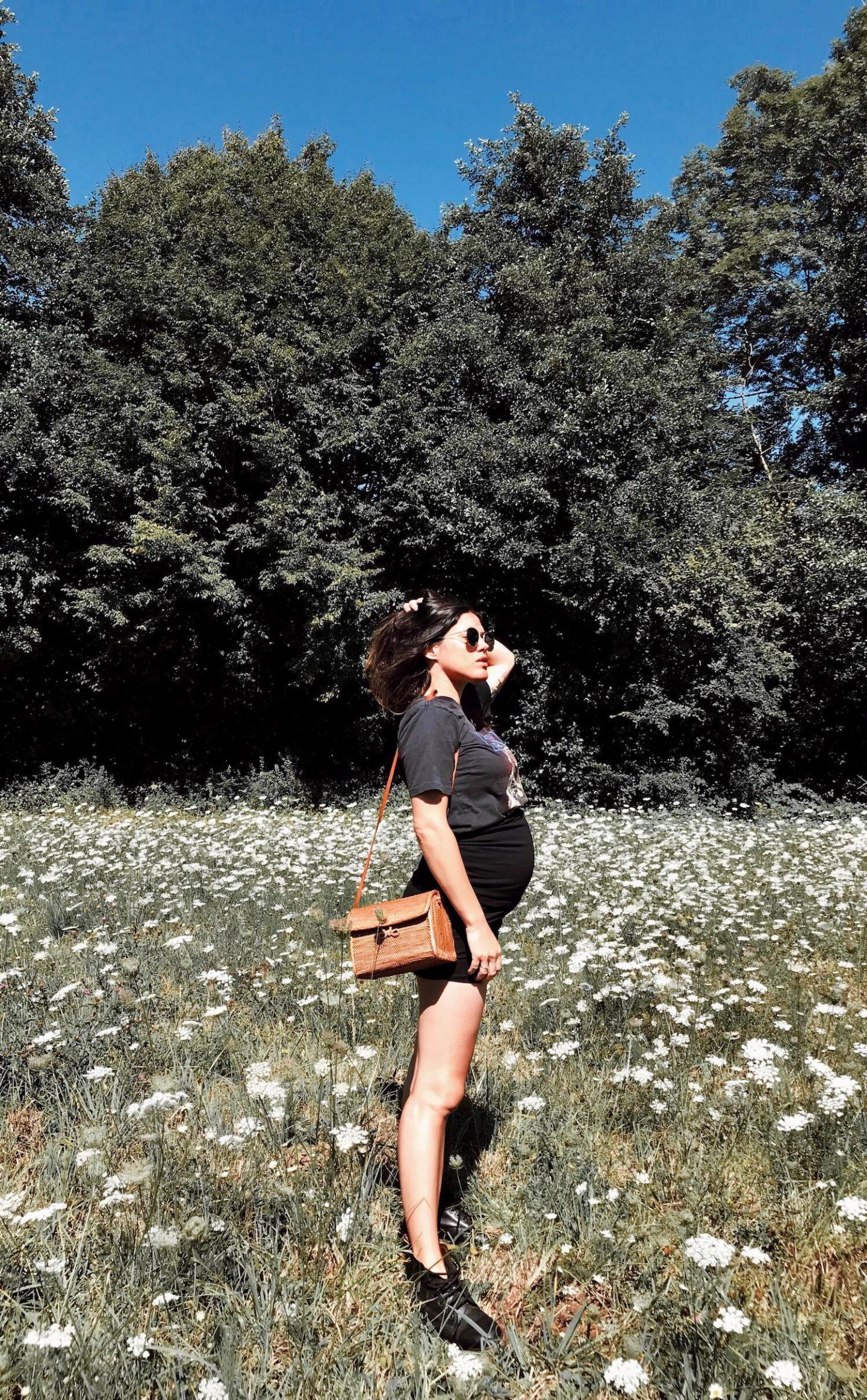 été Looks de grossesse second trimestre l'atelier d'al blog mode lifestyle Paris