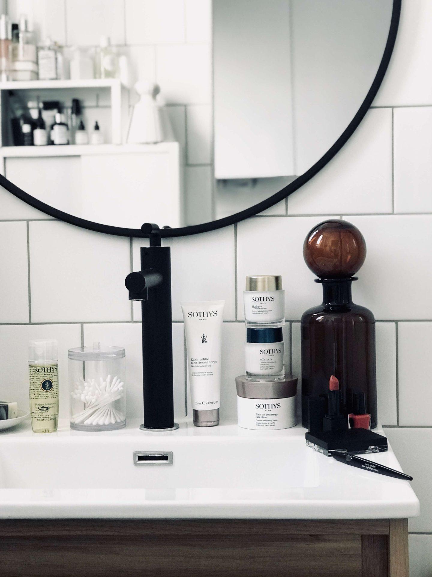 Sothys Paris cosmétique soins spa institut L'atelier d'al blog lifestyle mode fashion