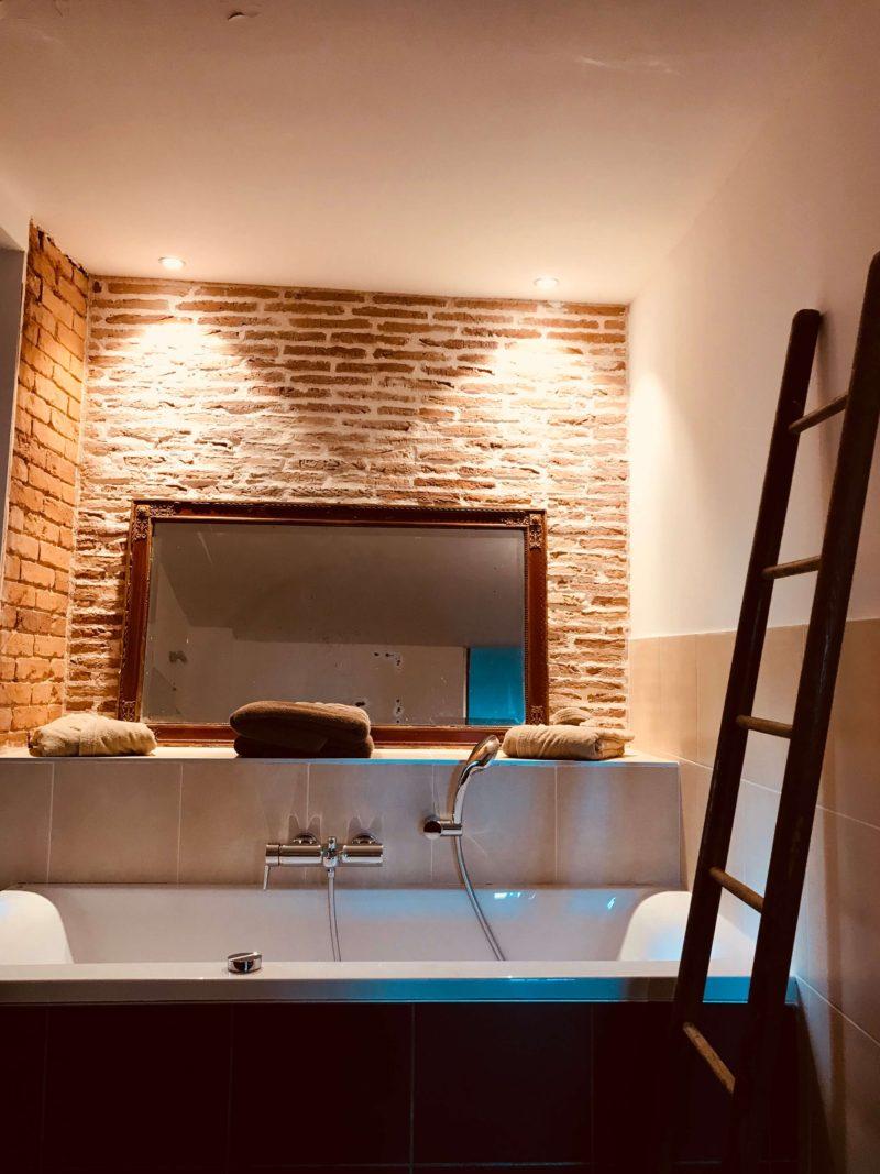 Hôtel chambre d'hôte Brive la Gaillarde Miel des Muses L'atelier d'al blog voyage mode