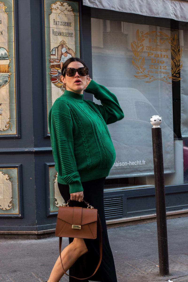 Look l'atelier d'al BHV.fr maternité blog mode lifestyle Paris