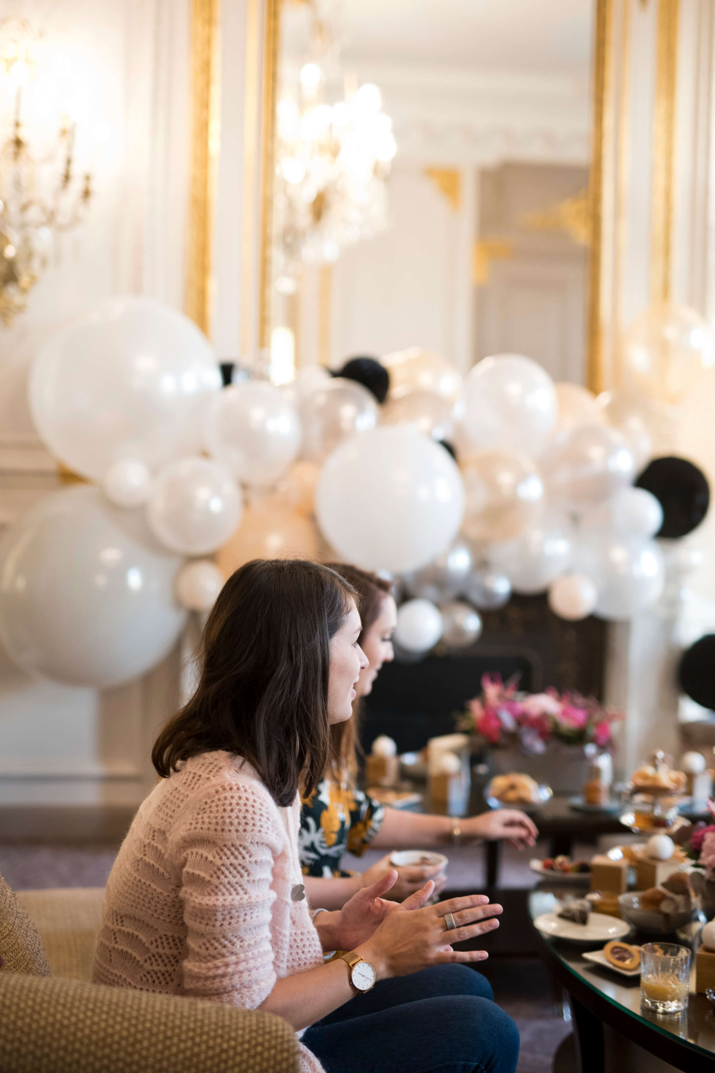 Baby shower The Westin Paris Vendome Anne-Laure L'atelier d'al blog lifestyle mode