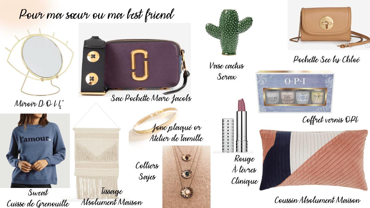 Sélection cadeaux de Noël BHV Marais L'atelier d'al Blog mode lifestyle