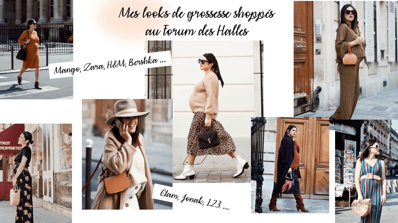 Anne-Laure ambassadrice Forum des Halles Paris L'atelier d'al blog mode fashion Lifestyle
