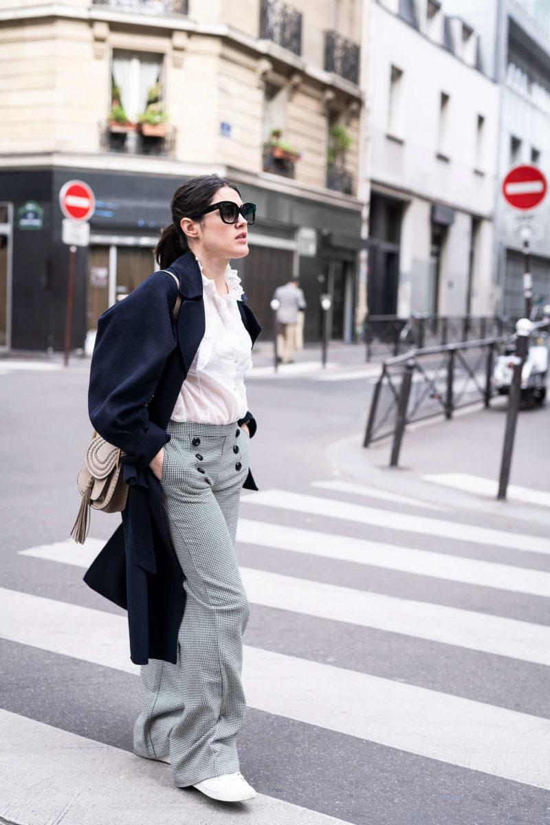 Look Balzac Paris Mon coeur fait Boum L'atelier d'al blog mode lifestyle Fashion