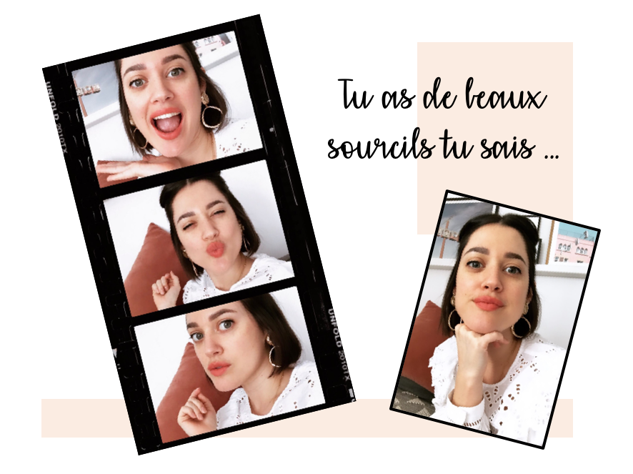 Dermopigmentation des Sourcils L'atelier d'al blog lifestyle Paris mode