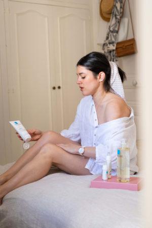 Anne-Laure L'atelier d'al Derm Class La Roche Posay Allergie, eczema, rosacée blog lifestyle