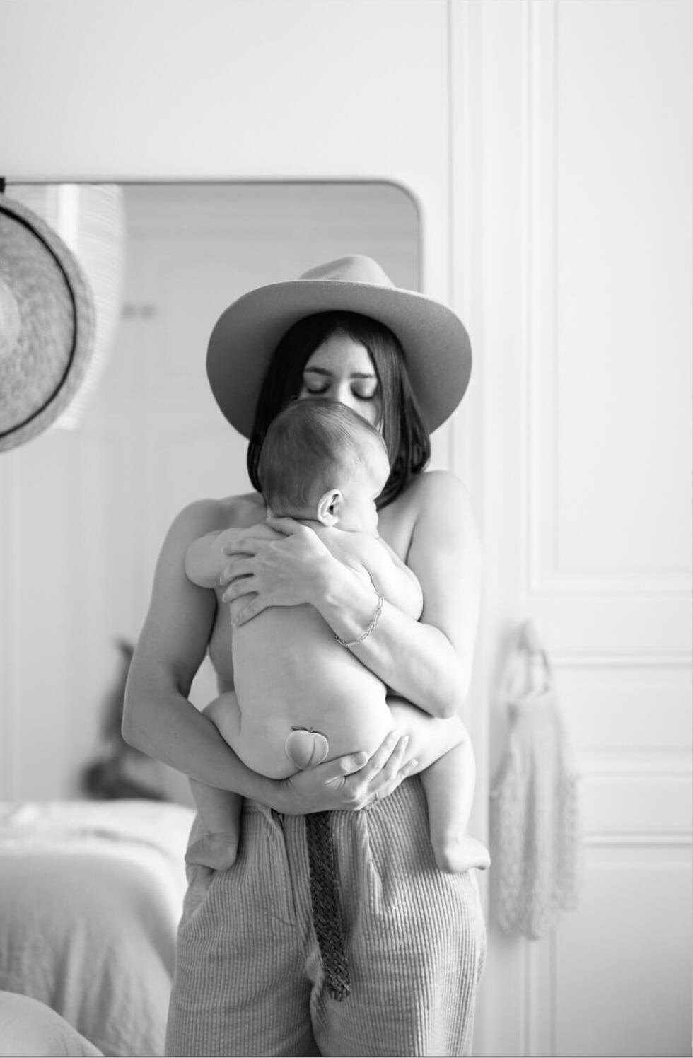 Mon accouchement Anne-Laure Latelierdal blog mode lifestyle