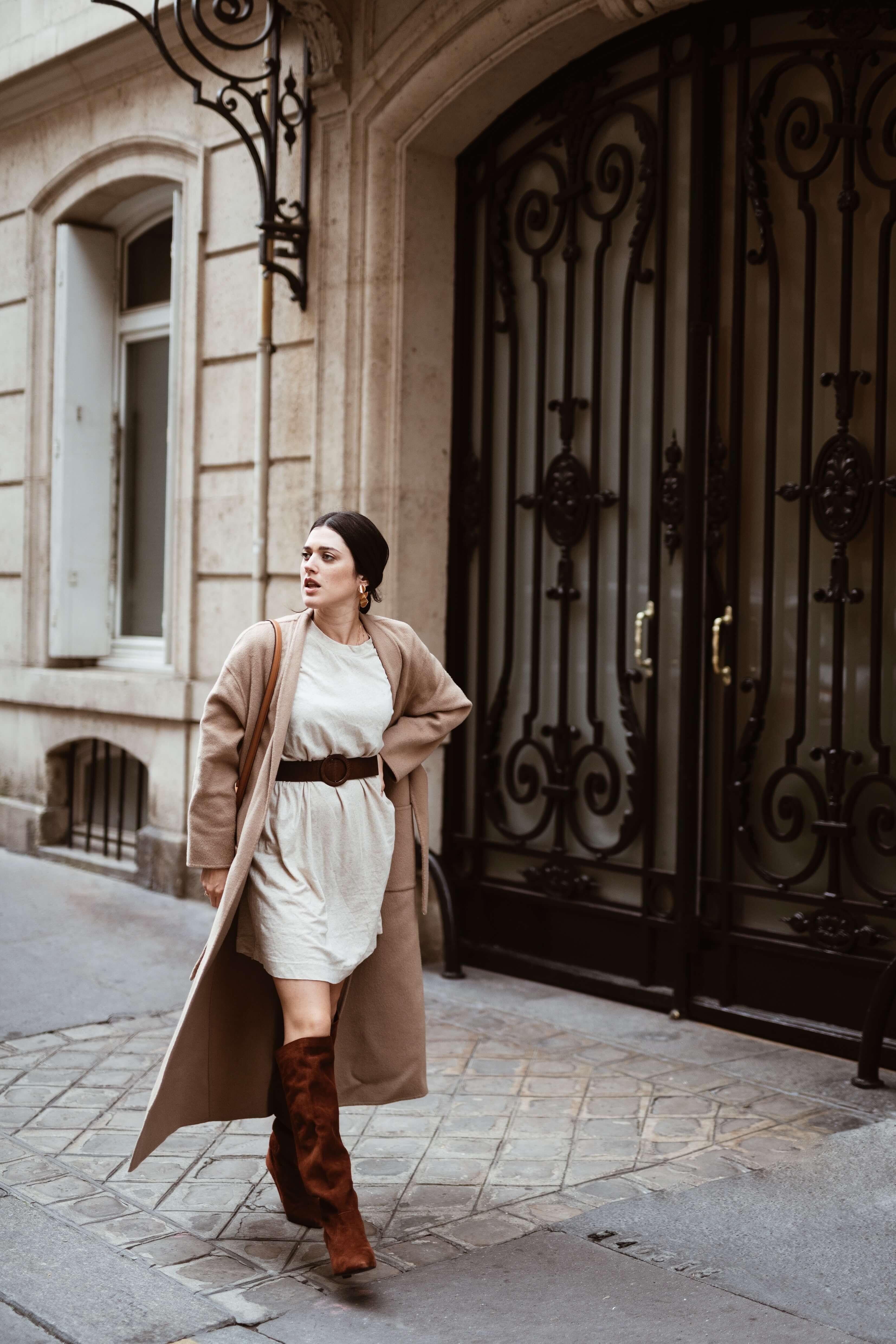 3 ways to wear Trois façons de porter le t-shirt de mon mec la tee-shirt loose L'atelier d'al latelierdal blog mode fashion lifestyle