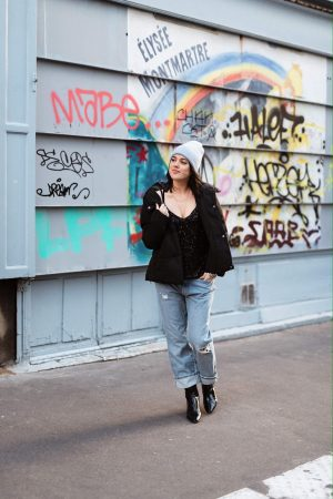 3 façon de porter la doudoune sélection soldes l'atelier d'al Anne-Laure blog mode fashion lifestyle Paris look