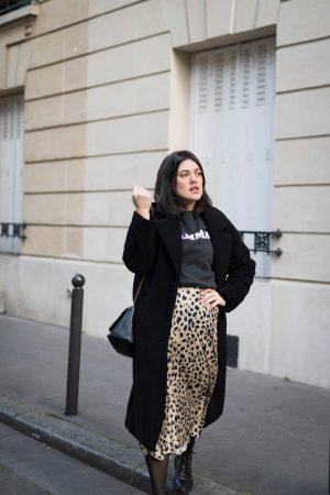 3 FAÇONS DE PORTER LE MOTIF LÉOPARD latelierdal blog mode lifestyle Paris Inspiration